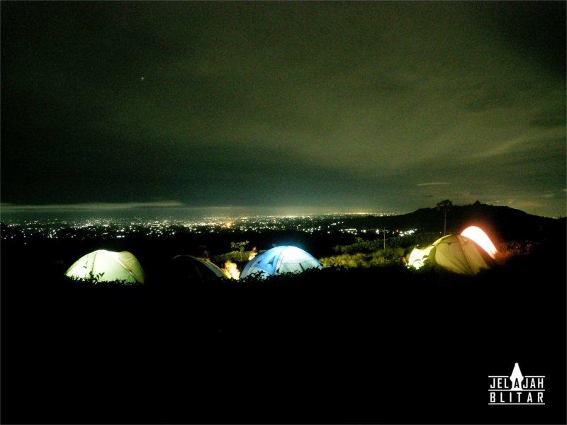 Camping di Brak Papat Sirah Kencong