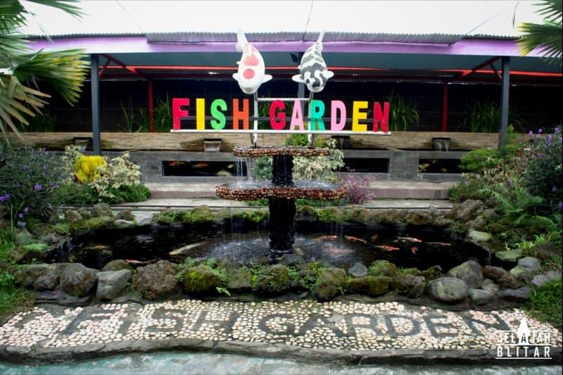 Fish Garden Blitar