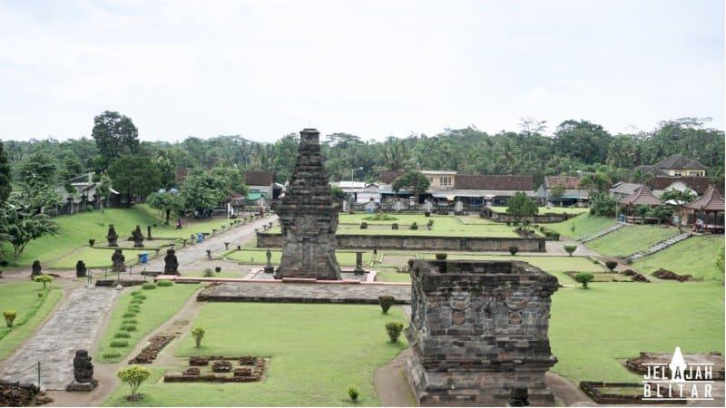 Candi Penataran, tempat wisata wajib di Blitar