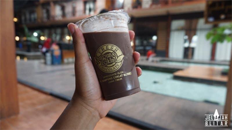 Minuman Khas Kampung Coklat