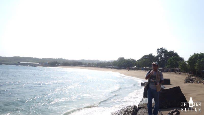 Destinasi Wisata Pantai Tambakrejo di Blitar