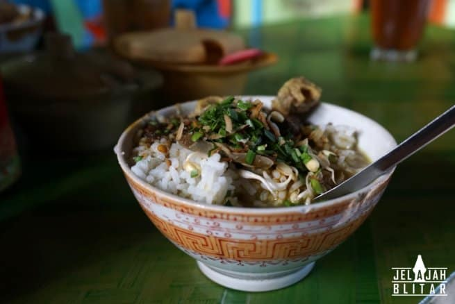 Soto Daging Bok Ireng