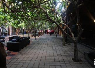 Suasana Kampung Coklat