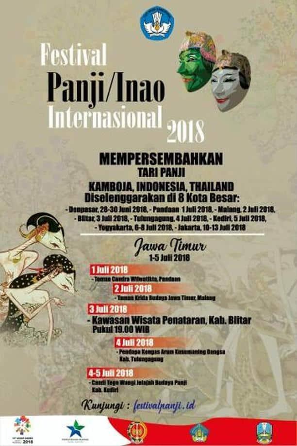 Festival Panji Internasional 2018