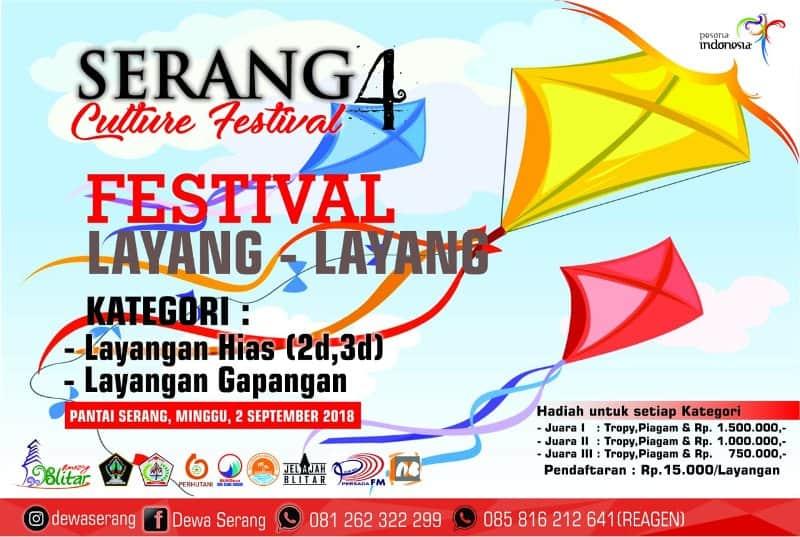 Festival Layang Layang Serang Festival 4