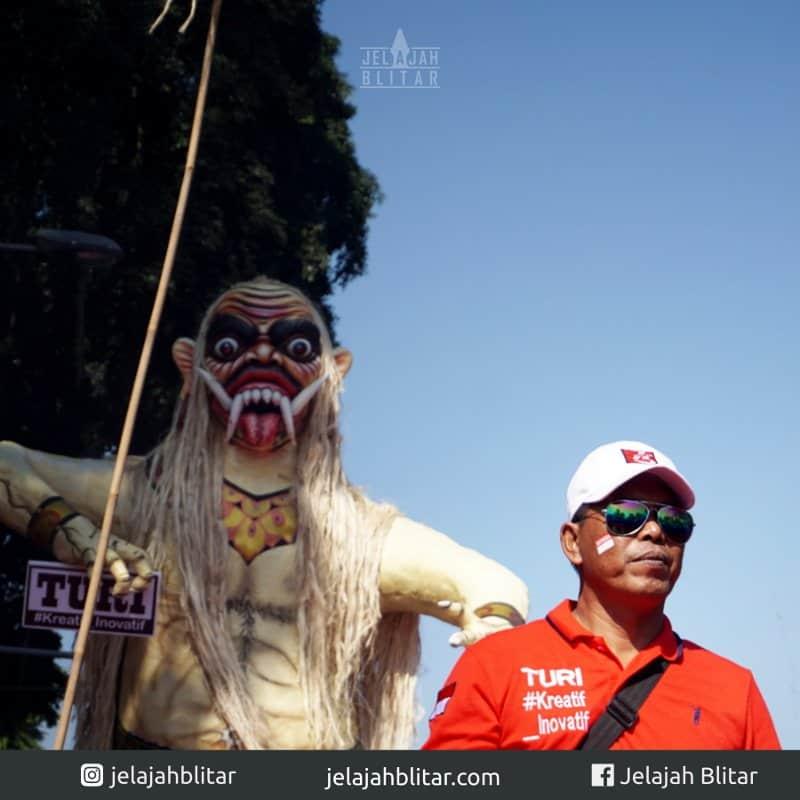 Tetep Cool di Karnaval Kebangsaan 2018