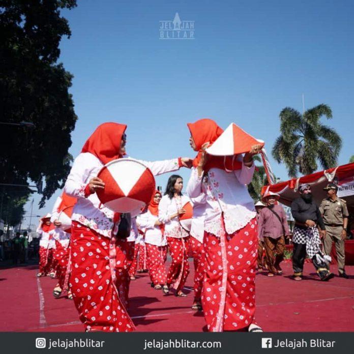 Ibu Ibu Rumpi di Karnaval Kebangsaan 2018