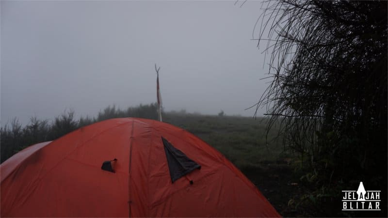 Puncak Gunung Butak