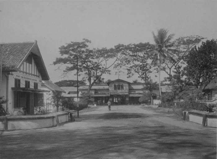 Stasiun Blitar Jadoel
