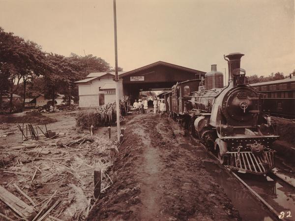 Stasiun Blitar Jadul
