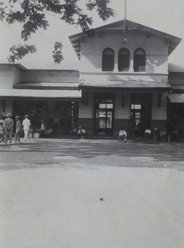Stasiun Blitar Jaman Dulu
