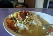 Soto Daging Pak Sabar / Kasipah