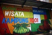 Wisata Kampung 1001