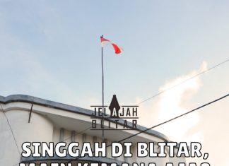 Daftar Tempat Wisata di Blitar
