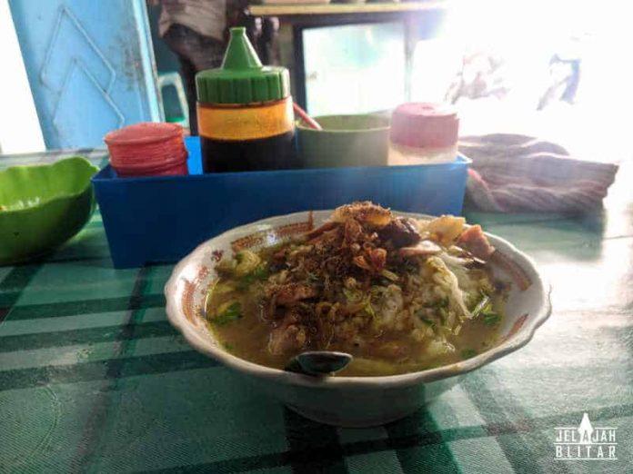 Soto Ayam Kampung Sor Seri