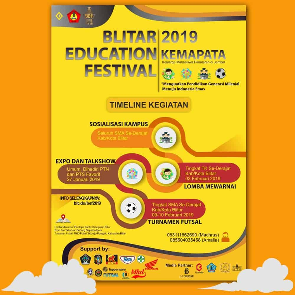 Blitar Education Festival 2019