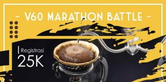 V60 Marathon Battle