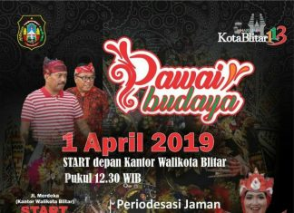 Pawai Budaya 1 April 2019