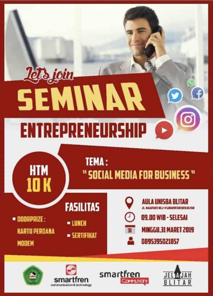 Seminar Entrepreneurship