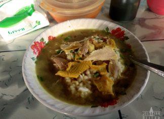 Soto Ayam Kampung Pak Cholili di Jl. Cakraningrat, Kota Blitar