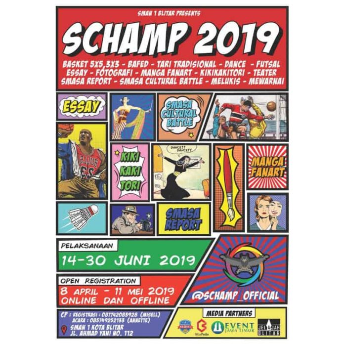SCHAMP 2019