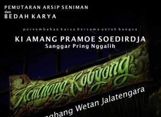 Bedah Karya Kenthong Robyong