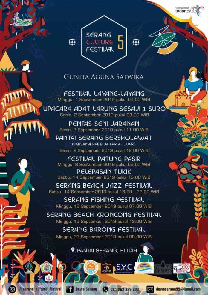 Serang Culture Festival 5 2019