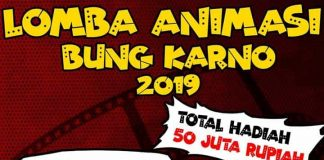 Lomba Animasi Bung Karno 2019