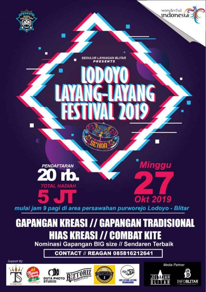 Lodoyo Layang-Layang Festival 2019