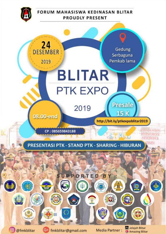 Blitar PTK Expo 2019