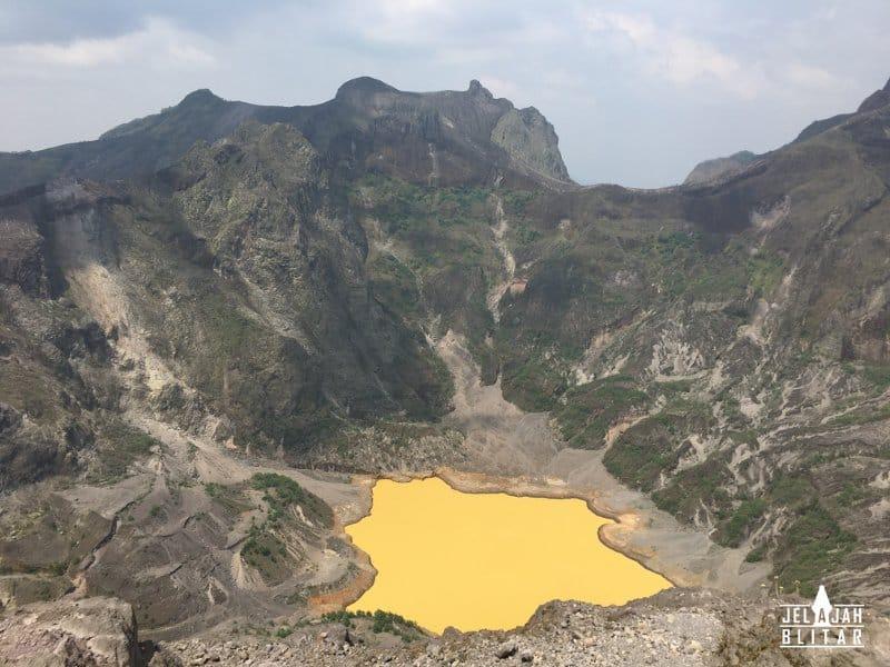 Pendakian Gunung Kelud via Karangrejo, Garum, Blitar 1