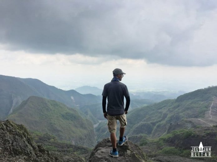 Pendakian Gunung Kelud via Karangrejo Garum