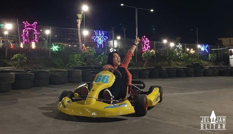 Go Kart di Blitar Park