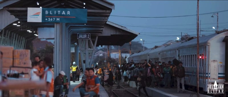 Jadwal Stasiun Blitar