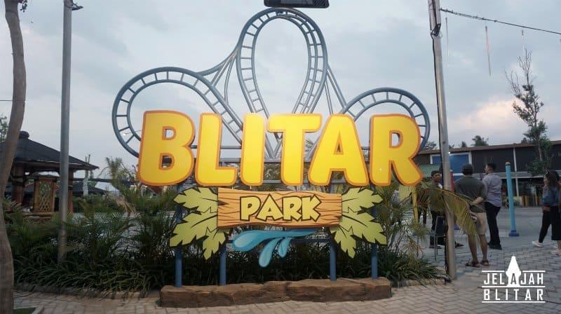 Blitar Park, Taman Rekreasi Keluarga Baru di Blitar 1