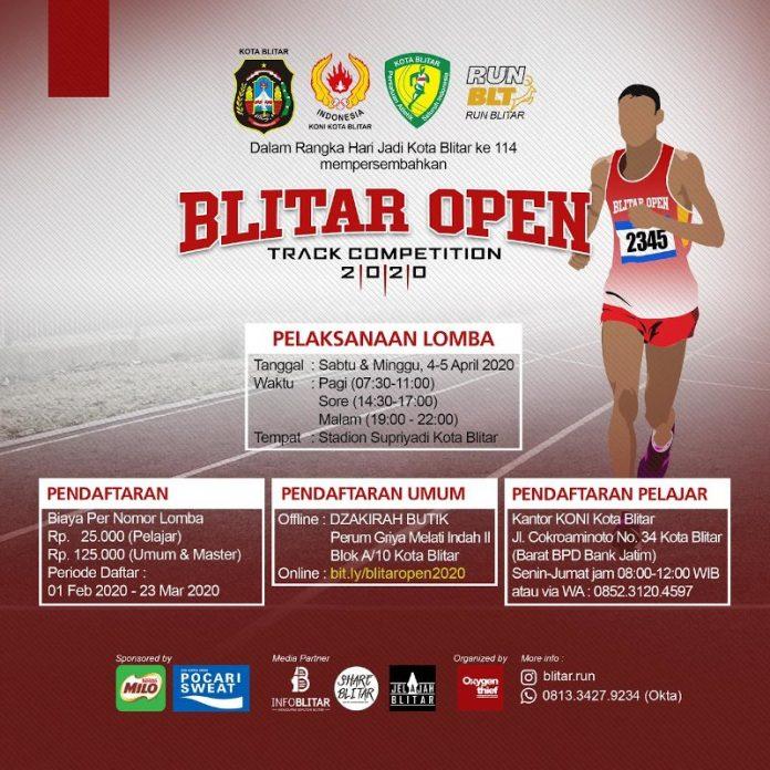 Blitar Open Track 2020